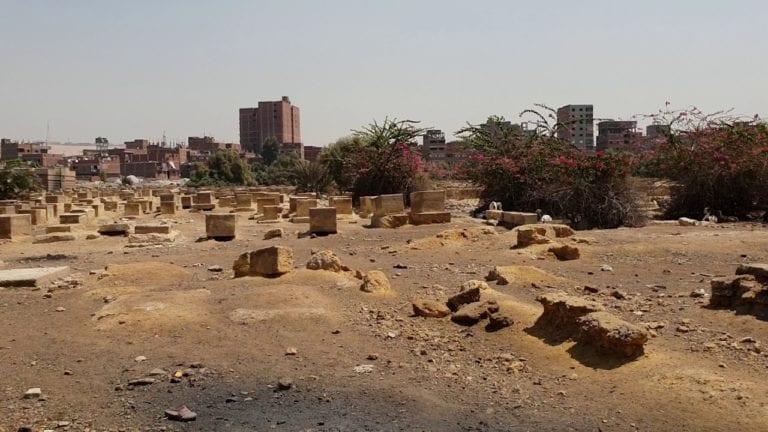 مقابر اليهود في البساتين