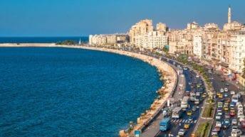 هزة أرضية تضرب شمال غرب الإسكندرية