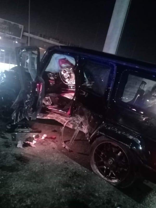 مصرع خالد بشارة رئيس أوراسكوم ونادي الجونة في حادثة أعلى الدائري (صور)