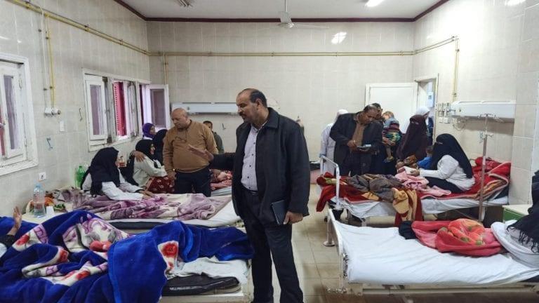 مصرع ربة منزل بفيروس الإنفلونزا الموسمية في أسيوط