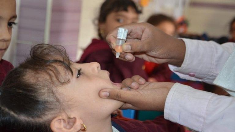 """""""الصحة"""" تطلق حملة للتطعيم ضد شلل الأطفال.. اعرف الموعد"""