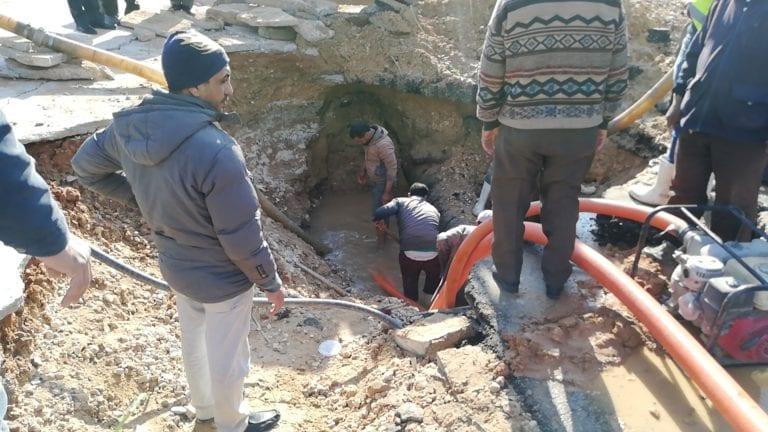 انقطاع المياه عن 8 مناطق بالقاهرة لمدة 6 ساعات.. اعرف المواعيد