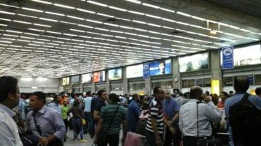 مصر تبدأ فحص الركاب القادمين من الصين بعد انتشار فيروس كورونا