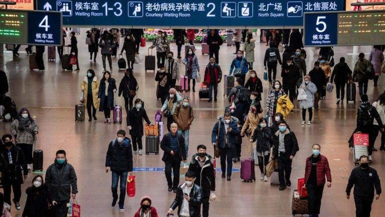 الجالية المصرية في الصين تروي عن قلقها بسبب فيروس كورونا