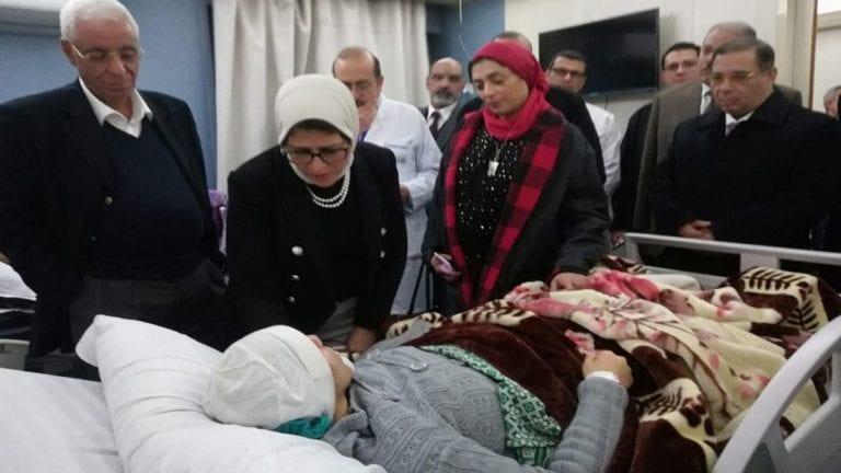 """#حق_طبيبات_المنيا_ياريس.. استمرار الغضب بعد """"حادثة الكريمات"""""""