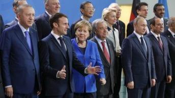 نتائج مؤتمر برلين الخاص بالأزمة الليبية: حظر الأسلحة والهدنة