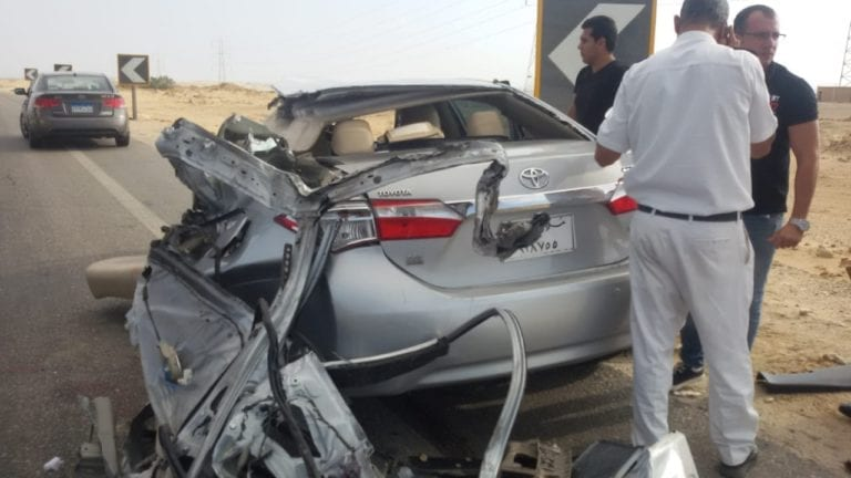 مصرع 13 شخصا وإصابة 18 آخرين: حوادث سيارات وغرق واختناق