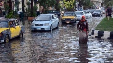 حالة الطقس خلال 4 أيام: برودة وعواصف وأمطار رعدية