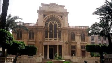 """""""الآثار"""" تحدد موعد افتتاح المعبد اليهودي بالإسكندرية: انتهاء الترميم"""