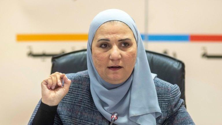 وزيرة التضامن تتحدث عن الهجرة غير الشرعية