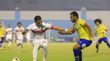 الأسبوع الـ12 من الدوري الممتاز: الأهلي والزمالك يفوزان على مصر وطنطا