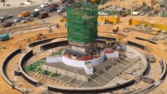 إنارة ميدان التحرير بـ60 مليون جنيه