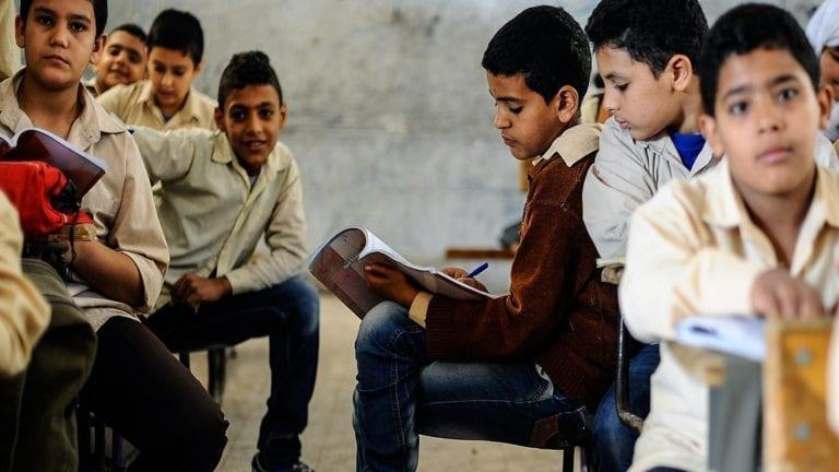 منشور للوقاية من الأمراض المعدية في المدارس