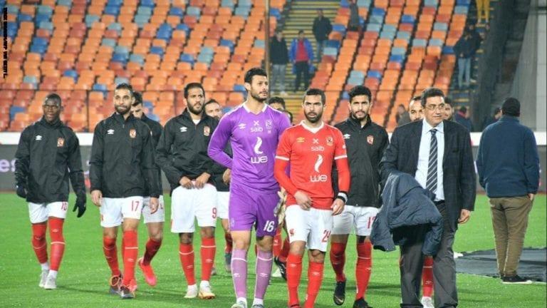 النادي الأهلي يفوز على الزمالك في مباراة القمة