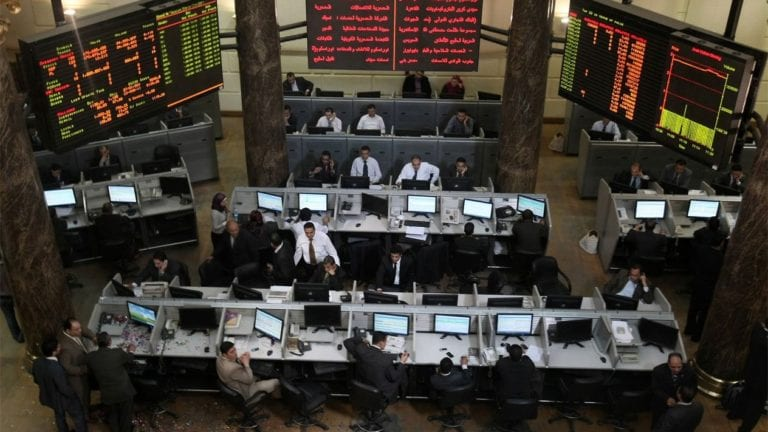 تراجع البورصة في ثاني جلسات فبراير: رأس المال يخسر 2 مليار جنيه