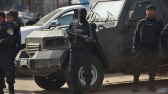 الداخلية تعلن مقتل 17 شخصا في مداهمات وتبادل إطلاق نار بالعريش