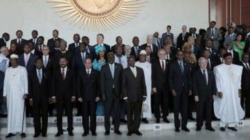 القمة الإفريقية: ننظر مقترح السيسي بإنشاء قوة مشتركة لمكافحة الإرهاب
