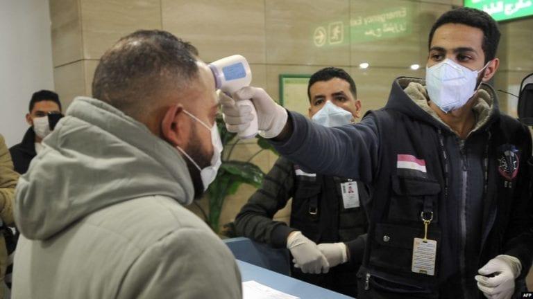 مصر خالية من فيروس كورونا