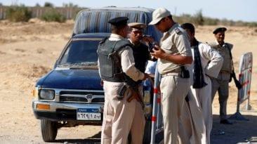 انتحار أمين شرطة في المنيا