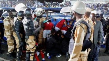 شكوى للكاف بشأن أحداث مباراة الأهلي والهلال السوداني