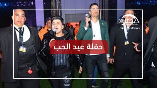"""""""بنت الجيران"""" تثير جدلا في إستاد القاهرة.. ما القصة؟ (الفيديو)"""