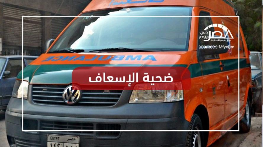 """""""الحالة ماتت"""".. لماذا رفضت سيارة إسعاف نقل مريض يرقد بداخلها؟ (فيديو)"""