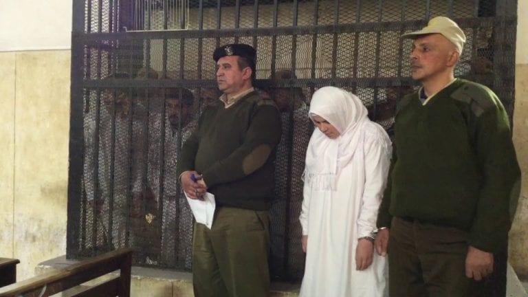 """السجن المشدد 6 سنوات على """"جدة الطفلة جنة"""" لتعذيبها حتى الموت"""