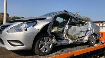 وفيات وإصابات في حادثة تصادم بأسوان
