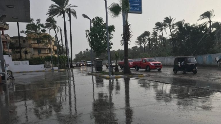 توقعات حالة الطقس خلال 3 أيام في مصر