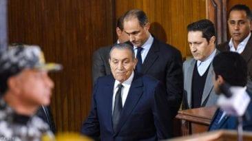 وفاة حسني حسني مبارك