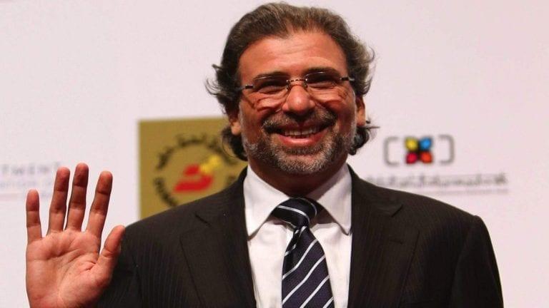دعوى إسقاط عضوية النائب خالد يوسف