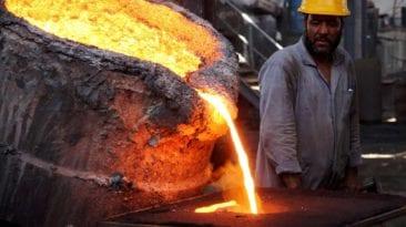 الصناعات المعدنية: ارتفاع سعر غاز المصانع أضعف القدرة التنافسية