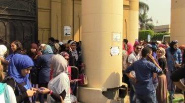 جامعة عين شمس تقرر حظر النقاب على عضوات هيئة التدريس