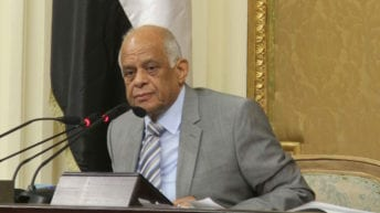 عبد العال يرفض تصريحات رئيس البرلمان الأوروبي عن باتريك جورج