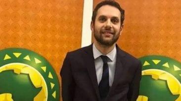 وفاة عمرو فهمي سكرتير عام الاتحاد الإفريقي لكرة القدم سابقا