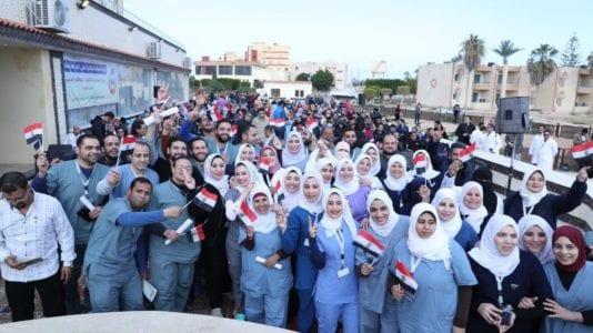الحصاد: انتحار طالب ثانوي في المنيا.. وفض معسكر الحجر الصحي بمطروح