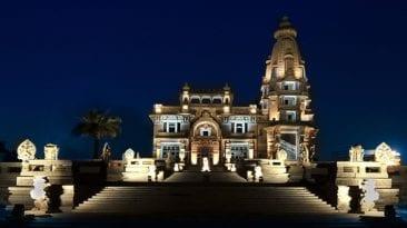 افتتاح قصر البارون في مصر الجديدة