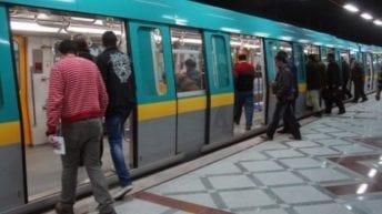 خطة لتطوير مترو الأنفاق