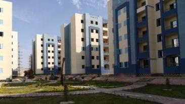 طرح وحدات في مشروع سكن مصر