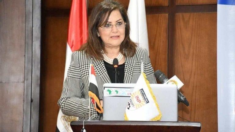وزيرة التخطيط تتحدث عن التنمية المستدامة في مصر