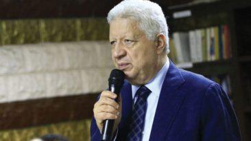 """مرتضى منصور يتراجع عن الترشح لمنصب نقيب المحامين: """"هايشغلني عن الزمالك"""""""
