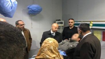 الاعتداء على ممرض من قبل الأهالي في الشرقية: إصابات بالغة