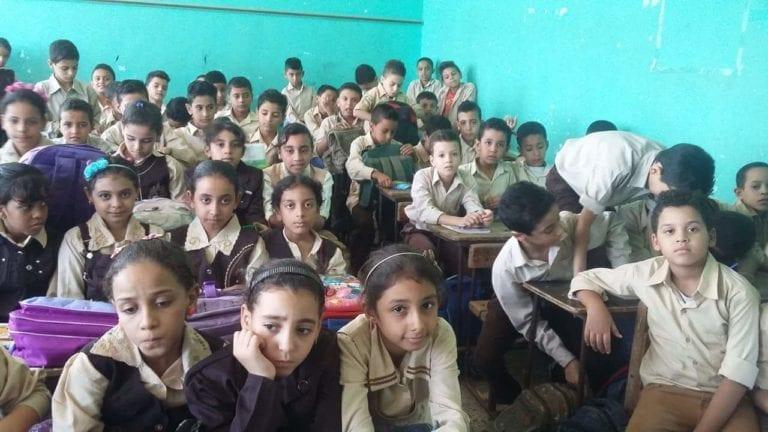 وزير التعليم يشدد على خطورة الزيادة السكانية في مصر