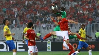 اتجاه لإقامة مباراة الأهلي وصن داونز على إستاد القاهرة بحضور 30 ألف مشجع