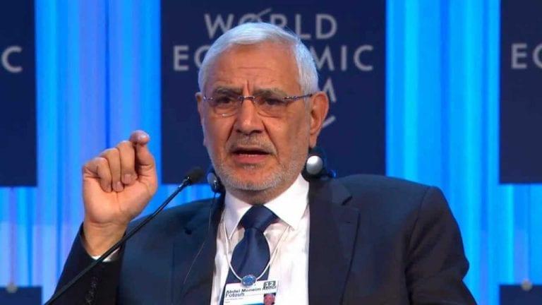 حبس عبد المنعم أبو الفتوح 15 يوما على ذمة قضية جديدة