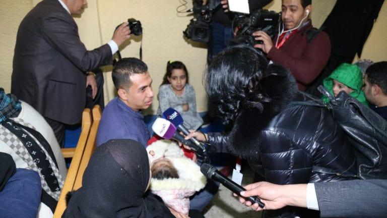 قطاع السجون يسمح لبعض مراسلي القنوات والوكالات الأجنبية بزيارة طرة