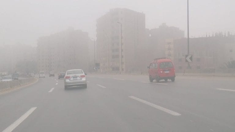 توقعات حالة الطقس خلال 48 ساعة: أجواء دافئة وضباب