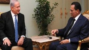 نتنياهو ينعى حسني مبارك: قاد شعبه لتحقيق السلام مع إسرائيل