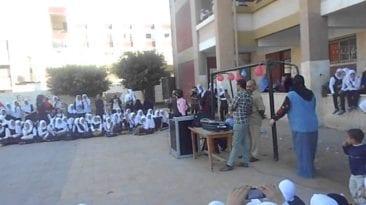 """التحقيق في رقص طالبات على """"مهرجان بنت الجيران"""" داخل مدرسة"""