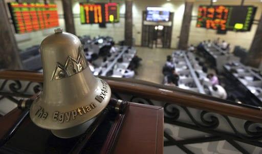 تراجع البورصة في الجلسة الثالثة: رأس المال يخسر 6.6 مليار جنيه